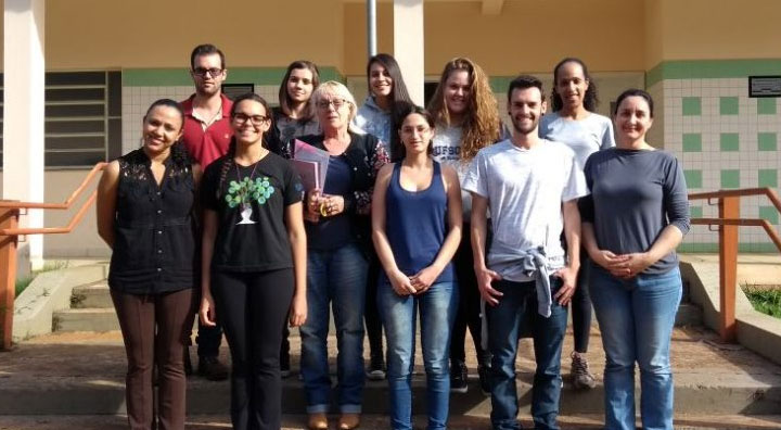 RCPol Training Course: Palinology, Palinoecology and Data Organization in Araras-SP