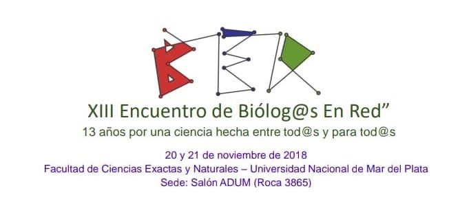 XIII Biologists Network Meeting