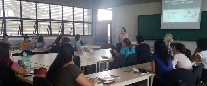 RCPol training course: Palinology, Palinoecology and Data Organization from February 25th to March 1st in Sorocaba-SP