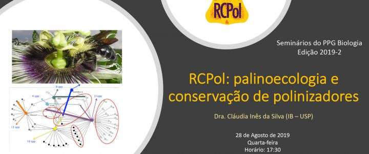 RCPol: palinoecology and conservation of polinizadores