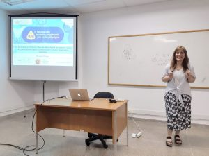 Dr. Mercedes di Pasquo Lartigue - Online Pollen Catalogues Network: digital spores and gymnosperms pollen database for preservation and research support