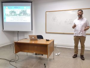 Dr. Marcelo de Araujo Carvalho - The National Museum (Paleo) Pollen Collection: the beginning, the end and a new beginning