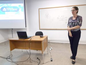 Dr. Regina Garcia - Paraná's west honey: melissopalynology and geographical characterization