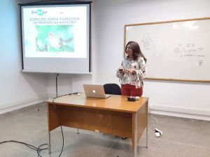 Dr. Márcia Motta Maués - Plant-pollinator interaction in amazon fruit trees