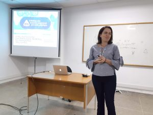 Dr. Patricia Maia Correia de Albuquerque - Maranhão Federal University Pollen Collection (PALIUFMA): current situation and future perspectives