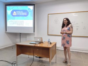 Dr. Patrícia Nunes Silva - Plant species used by males and females of Peponapis pruinosa in Curcubita pepo crops