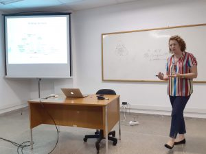 Dr. Roberta Cornélio Ferreira Nocelli - Pollen as a natural marker in the evaluation of plant-bee interactions in a regeneration area inside an agricultural matrix