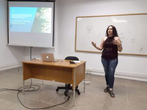 Dr. Cláudia Inês da Silva - Evaluation and RCPol project report