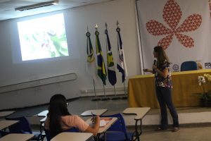 Dr. Cristiane Krug - The importance of pollen studies in the interaction network of amazon fruit trees
