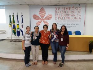 Palynoecology section speakers of the simposium